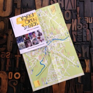 Perfect bound Directory with Pull Out Map