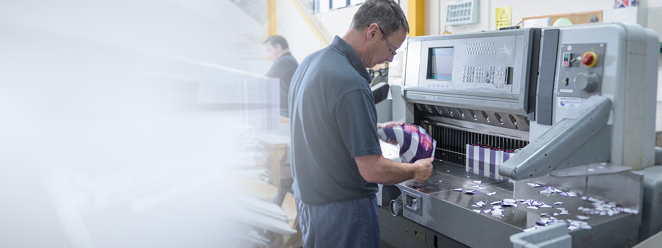 Digital Printing Services - WoodRichardson Printer