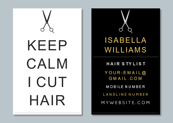 Print Business Cards